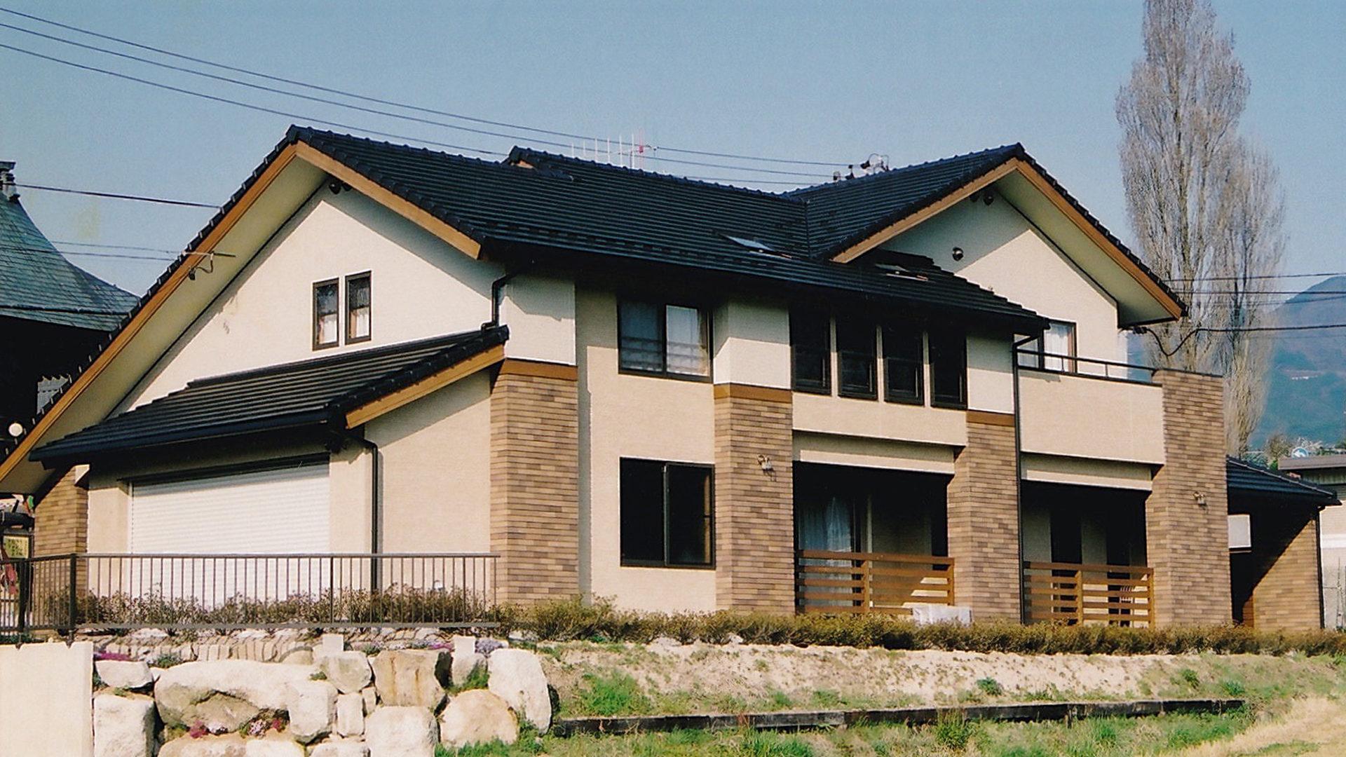 一級建築士の有限会社安藤建設が施工した家屋